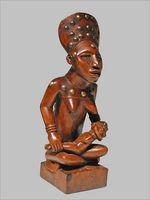 Maternité Phemba, Kongo (Musée du quai Branly)